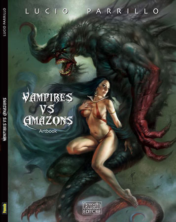Vampires vs Amazons