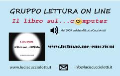card omaggio agli iscritti del gruppo lettura online di lucia cucciolotti