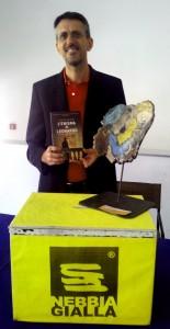 Claudio Paglieri vincitore del Premio NebbiaGialla 2014